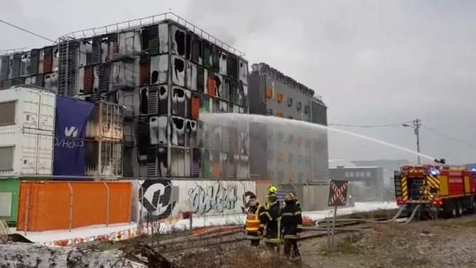 Pożar serwerów firmy OVH w Strasburgu. Francuska serwerownia obsługiwała tysiące serwerów różnych firm | PurePC.pl