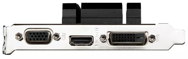 MSI readuce GeForce GT 730 pe baza arhitecturii Kepler.  A apărut prima dată în ... 2014 [3]