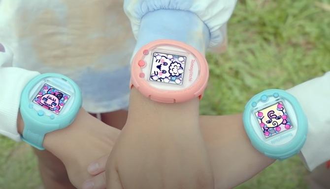 Tamagotchi Smart: el animal virtual regresará en forma de reloj inteligente.  El dispositivo se estrena el 23 de noviembre. [1]
