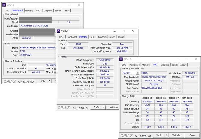 ADATA XPG chwali się rekordowym OC modułów RAM typu DDR5. Tajwańczycy podkręcili pamięci do zawrotnych 8118 MHz [2]