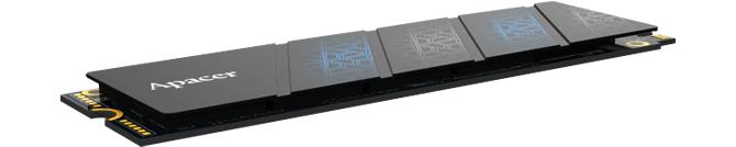 Apacer AS2280P4U Pro - Nośniki półprzewodnikowe PCIe 3.0 x4 z aluminiowym radiatorem, który zmieści się praktycznie wszędzie  [3]