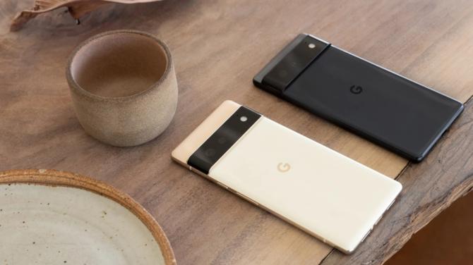 Google Pixel 6 i Pixel 6 Pro oficjalnie. Smartfony z oryginalnym designem, autorskim SoC Tensor i atrakcyjną ceną   PurePC.pl