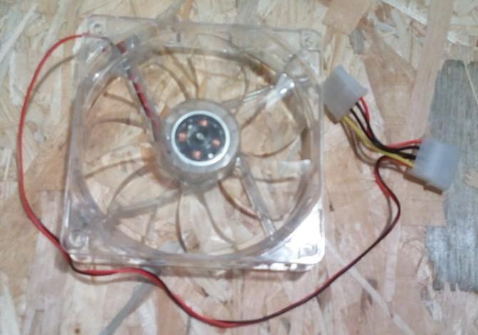 podłączenie wentylatora komputera