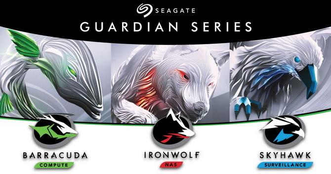 Dyski twarde Seagate - Specyfikacja i przeznaczenie serii [1]
