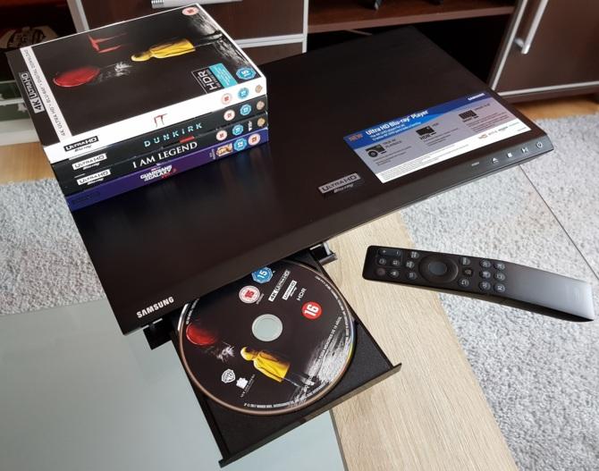 Odtwarzacze Ultra HD Blu-ray - co ciekawego oferuje rynek? [4]
