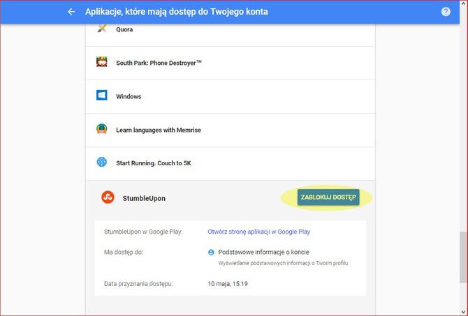 Poradnik: Jak wyłączyć dostęp do Gmail zewnętrznym firmom? [4]