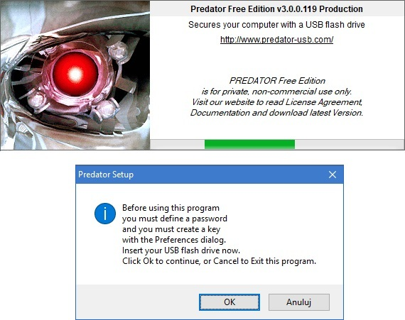 Jak zablokować i odblokować PC za pomocą własnego pendrive'a [2]