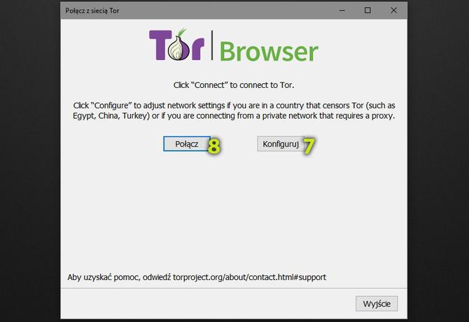 Jak zainstalować i poprawnie skonfigurować przeglądarkę Tor 8.0 [4]