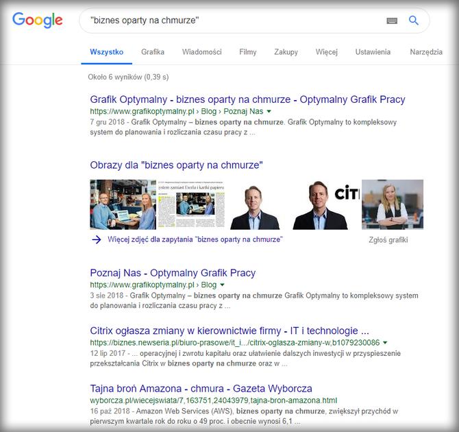 Jak efektywniej korzystać z wyszukiwarki Google: poradnik [2]