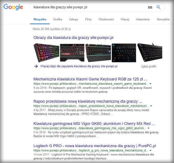 Jak efektywniej korzystać z wyszukiwarki Google: poradnik [3]
