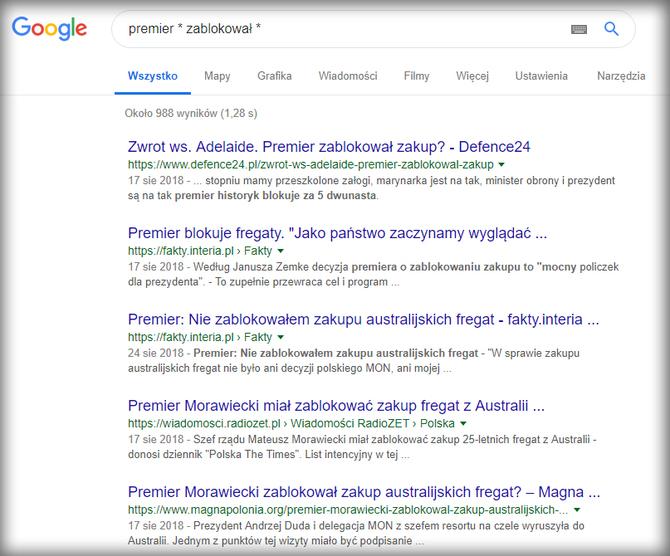 Jak efektywniej korzystać z wyszukiwarki Google: poradnik [4]