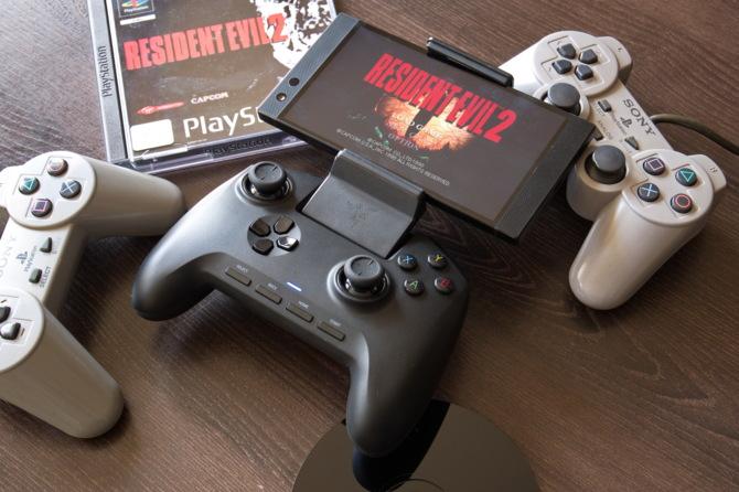 Smartfon lepszy od PlayStation Classic? Robimy retrokonsolę! [17]