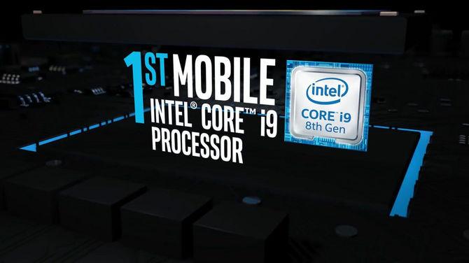 Intel Coffee Lake-H - wydajność, temperatury oraz throttling [1]
