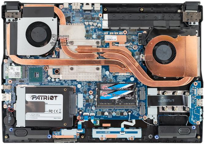 Intel Coffee Lake-H - wydajność, temperatury oraz throttling [11]