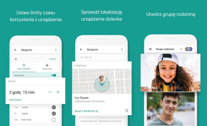 Instalujemy Google Family Link - aplikację kontroli rodzicielskiej [12]