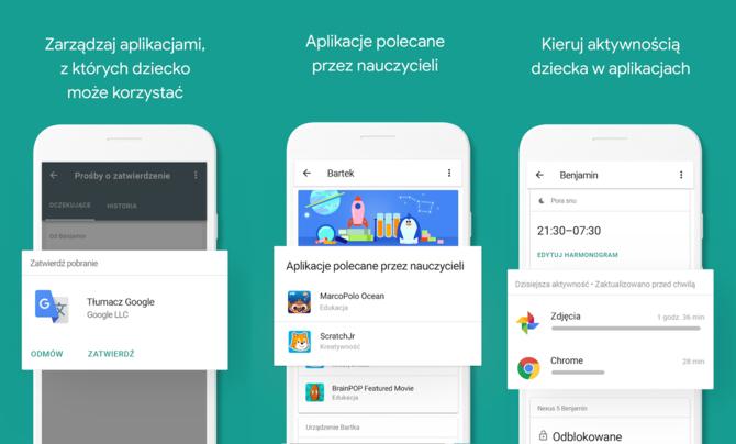 Instalujemy Google Family Link - aplikację kontroli rodzicielskiej [13]