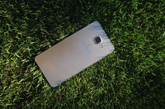 Samsung Galaxy A5 2016 - czyli poradnik jak udawać flagowca  [5]