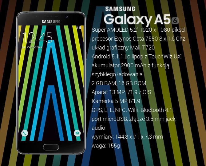 Samsung Galaxy A5 2016 - Piękna, lecz nie bestia! [42]