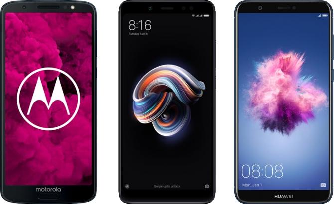 Jaki smartfon do 1000 zł? TOP 10 polecanych na lipiec 2018 [11]