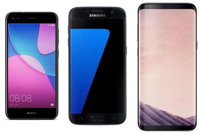 TOP 10 polecanych kompaktowych smartfonów z Androidem [13]